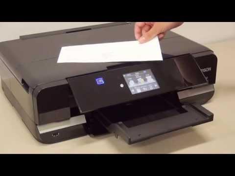 How To Print On Multiple Envelopes Epson Xp 900 Xp 640