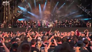 Apocalyptica - Nothing Else Matters (Live @ Wacken 2014)