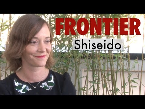 Shiseido Interview TFWA Cannes 2016 with Frontier Magazine