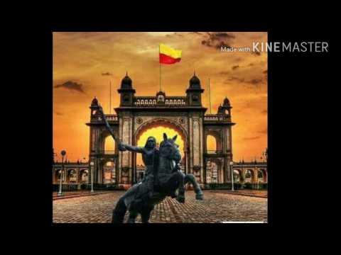 Kannada rajyotsava special remix song 2016..by sagar munde chikodi...