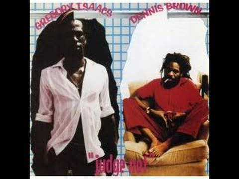 Dennis Brown & Gregory Isaacs  Let Off Supm 12