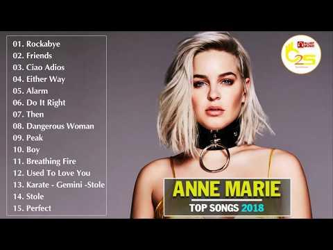 Anne Marie Greatest Hits 2018 - Anne Marie Best Songs Full Album