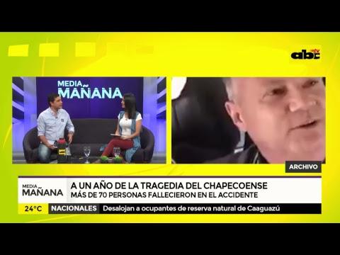 Transmisión en directo de ABC TV Paraguay