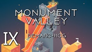 Monument Valley - IX - The Descent