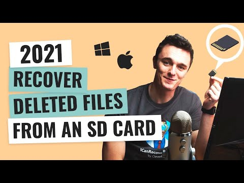 How To Recover Deleted Files From An SD Card (2020)