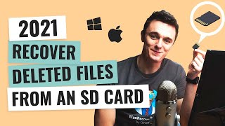 How to Recover Deleted Files from an SD Card (2021) screenshot 5