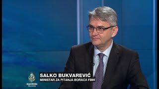 Bukvarević o izdvajanjima za zbrinjavanje veterana u FBiH