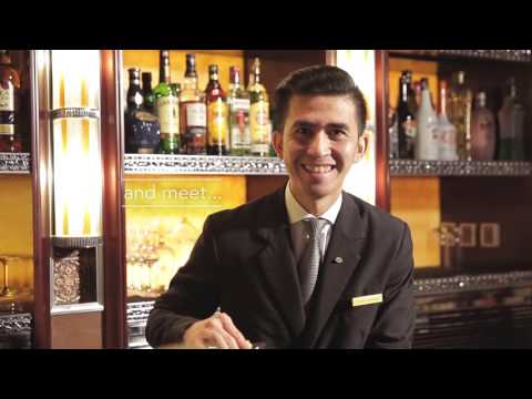 Best Bartender cocktail at Vida Rica Bar by Lemuel D. Guirindola