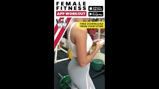 App Workout for Female Fitness - Training Programs