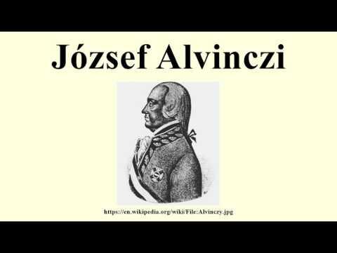 József Alvinczi