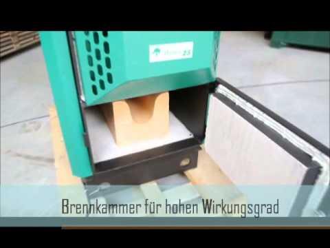 Holzvergaser Orlan Super