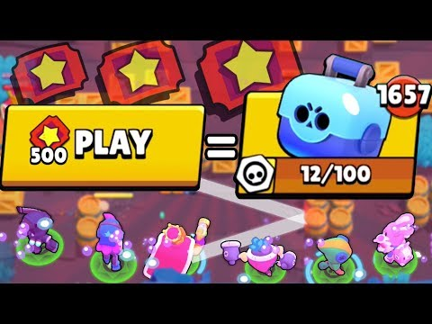 WE BET 500 TICKETS & THIS IS HOW MANY BRAWL BOXES WE GOT FROM BIG GAME!