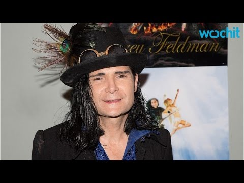 Corey Feldman Speaks Out After 'Today' Show Backlash