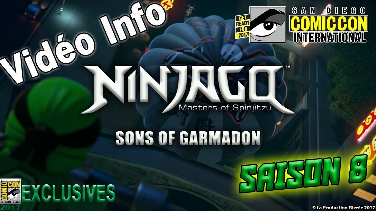 Ninjago saison 8 vid o info nom extrait infos vrai - Ninjago saison 2 ...