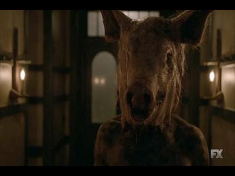 American Horror Story Decoded - The Pig Connection