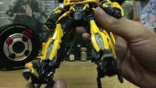 Review masterpiece movie bumblebee MPM-03 (Takara version)