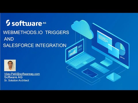 Demo webMethods.io Triggers for Salesforce Integration