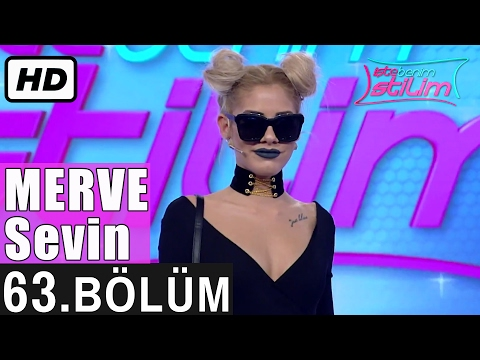 İşte Benim Stilim - Merve Sevin - 63. Bölüm 7. Sezon