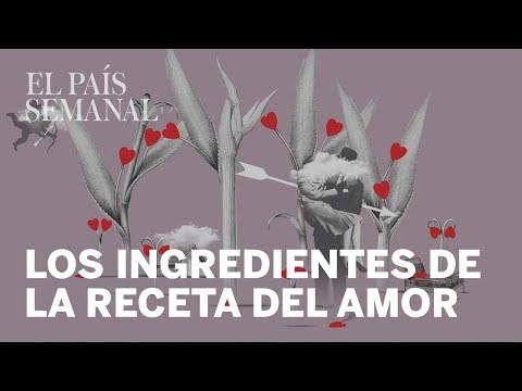 Los tres ingredientes de la receta del amor  Psicología El País Semanal