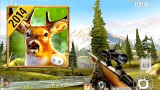 DEER HUNTER 2014 - Gameplay Part 1 (iPhone, iPad, iOS, Android Game)