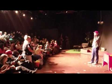 magicIAN receives Standing ovation in Santa Monica, CA