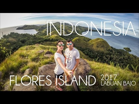 Indonesia - travel video 2017 -  Flores island
