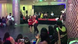 Nuno Sabroso and Rupal Salsa Senorita Dance