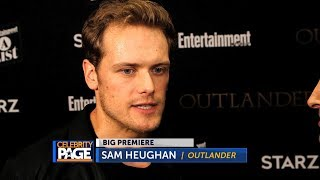 Big Premiere: Outlander Season 3 with Caitriona Balfe and Sam Heughan