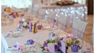 Украшение Банкетного Зала На Свадьбу