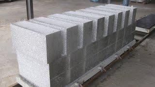 Оборудование для малого бизнеса. Производство пенобетонных блоков(Резательный комплекс «РК-3» является универсальным и предназначен для вертикальной распиловки массива..., 2012-02-03T10:06:08.000Z)