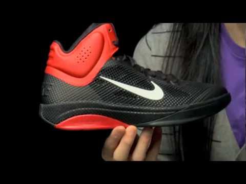1034fe5bfcfa Nike Hyperfuse Basketball Shoe Preview  HD  - YouTube
