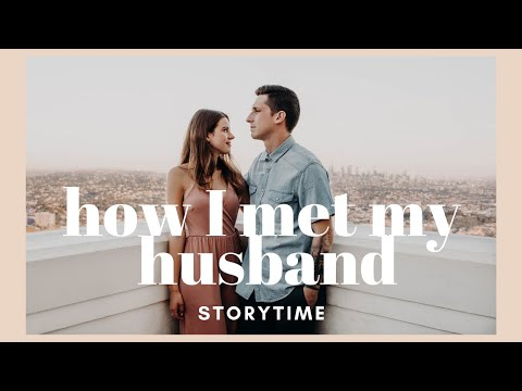 STORYTIME: How I Met My Husband (and it's actually SO coincidental) | Married Young from YouTube · Duration:  12 minutes 8 seconds