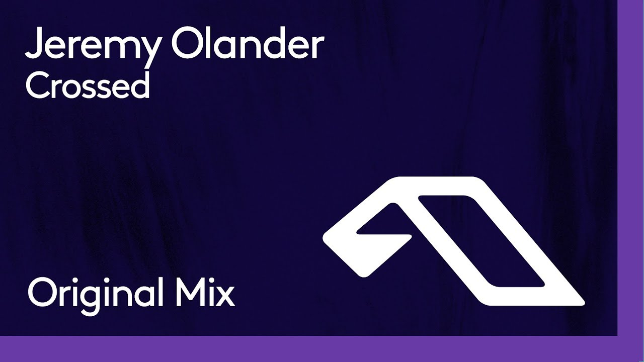 Jeremy Olander - Crossed #1