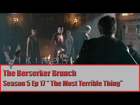 "Download Vikings Berserker Brunch | Season 5 Episode 17 ""The Most Terrible Thing"""