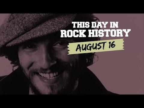 Bruce Springsteen Debuts, Beatles Fire Pete Best - August 16 in Rock History