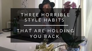 3 Style Habits That Are Holding You Back From Success thumbnail