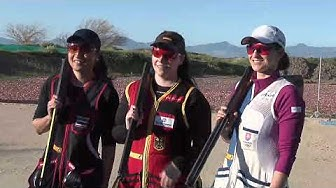 World Cup Shotgun, Nicosia. Final Skeet Women, 7.03.2020