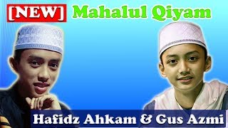 [NEW] Sholawat Terbaru & Tersyahdu Mahalul Qiyam - Hafidzul Ahkam  Syubbanul Muslimin Full Lirik HD
