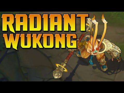Radiant Wukong | Skin Spotlight [GER][HD]