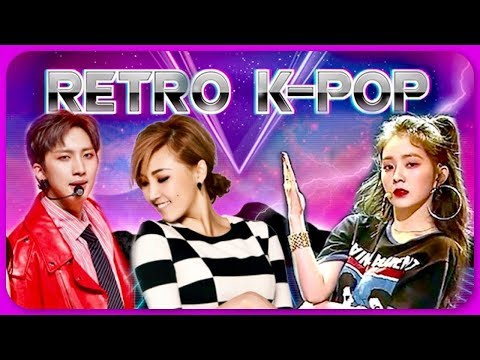 30 More K-Pop Retro Style Songs 1920s-90s PART 9 REUPLOAD MADE: 2018-09-26