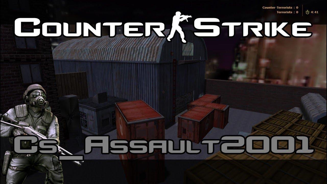 cs assault2001
