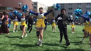 関西大学応援団 チアリングオンステージ3 オープンキャンパス 2018.3.24 thumbnail