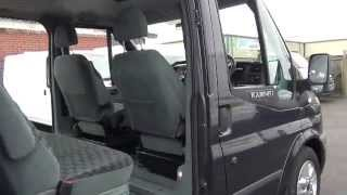Ford Transit Tourneo 9 Seater Bus - Foray Vans