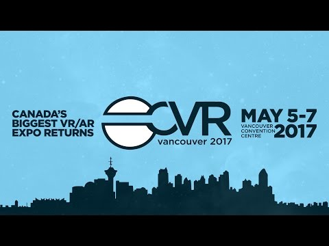 CVR 2017 Official Trailer | Virtual and Augmented Reality Conference & Expo