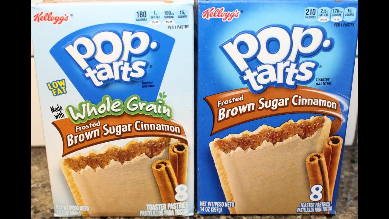 Pop Tarts Brown Sugar Cinnamon Box brown sugar cinnamon pop tarts ...