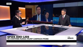 Spies and lies: FBI confirms Russia-Trump campaign probe (part 1)