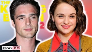 More Celebrity News ▻▻ http://bit.ly/SubClevverNews Joey King just opened up about working with ex-boyfriend Jacob Elordi on the highly anticipated Kissing ...