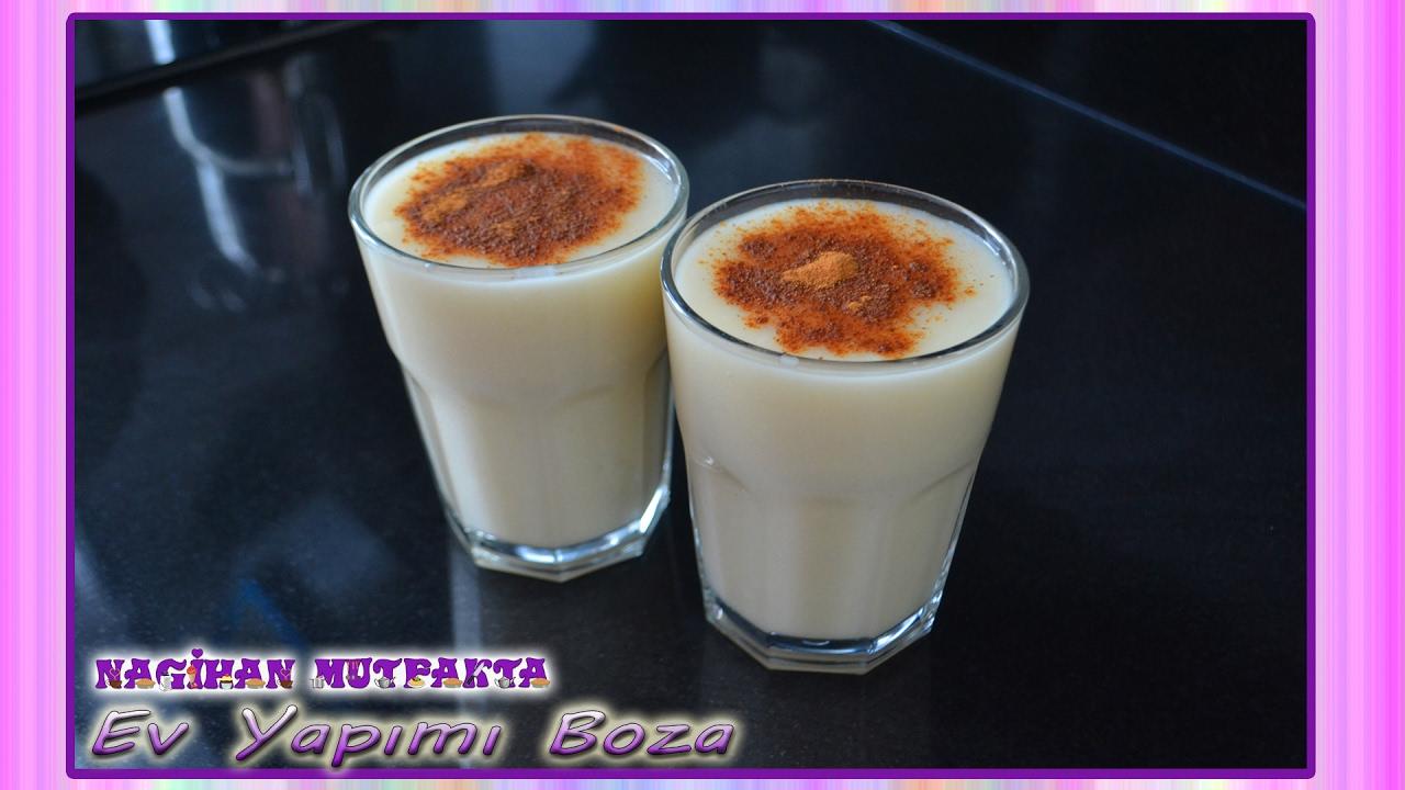 Boza Tarifi