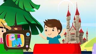Capul In Nori - Clopotelul Magic - Cantece pentru copii