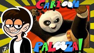 Karikatür Palooza İnceleme - Kung Fu Panda (2008)